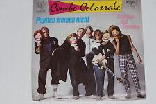 """COMBO COLOSSALE -Puppen Weinen Nicht / Schollen Und Flundern- 7"""" 45  Repertoire"""
