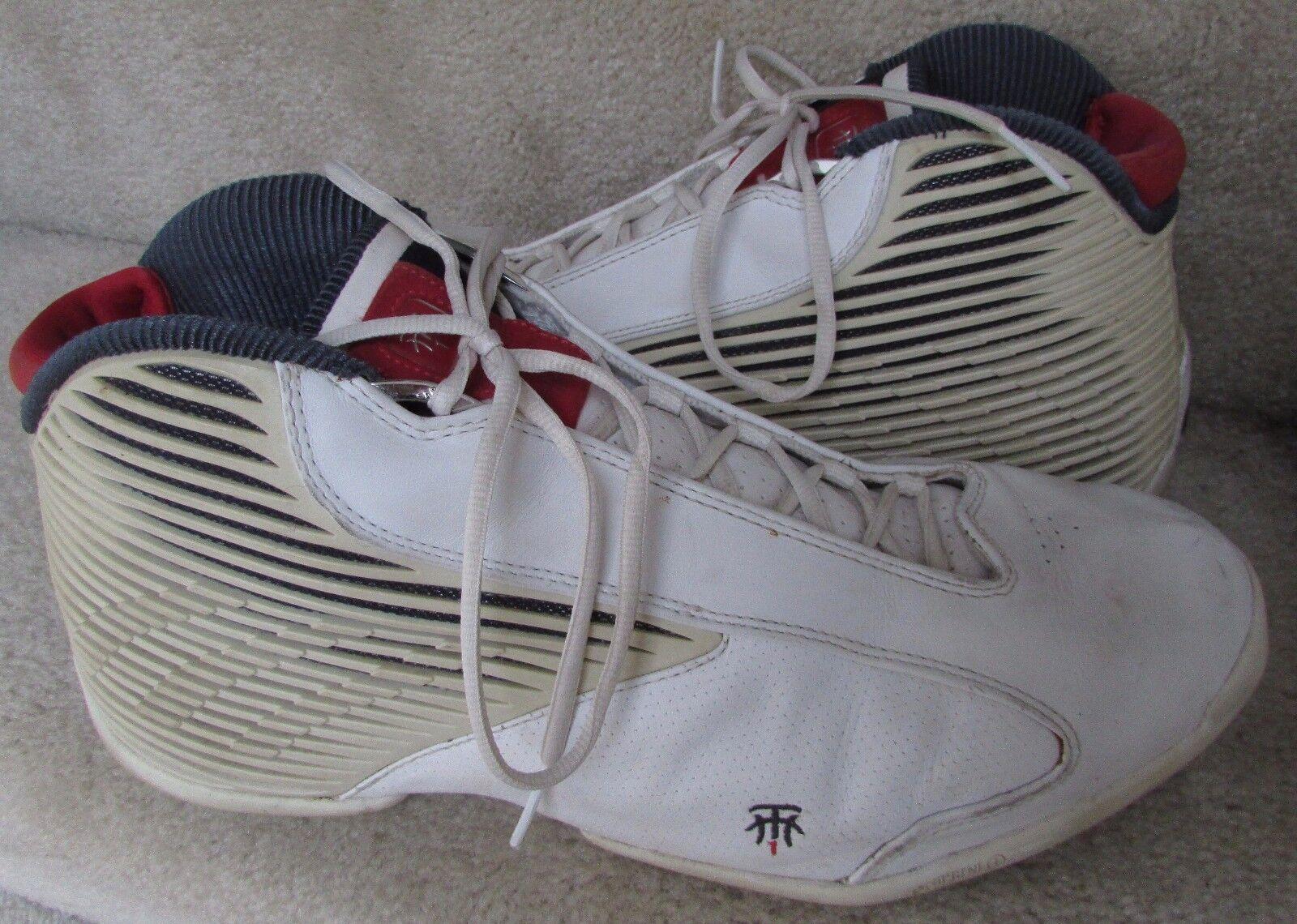 Adidas Zapatillas de Baloncesto Olímpico 2018 T - Mac sz 3.5 McGrady zapatos hombre sz Mac 14 bafeec