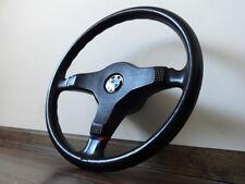 RARE BMW Steering Wheel  E12 E21 E23 E24 E28 M-Technic MT1 M535 M5 COARSE SPLINE