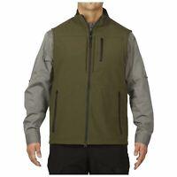 5.11 Tactical Mens Covert Zipper Vest Deals