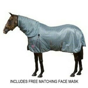 Weatherbeeta Airflow Combo Belly Tail Wrap Pony Horse Fly