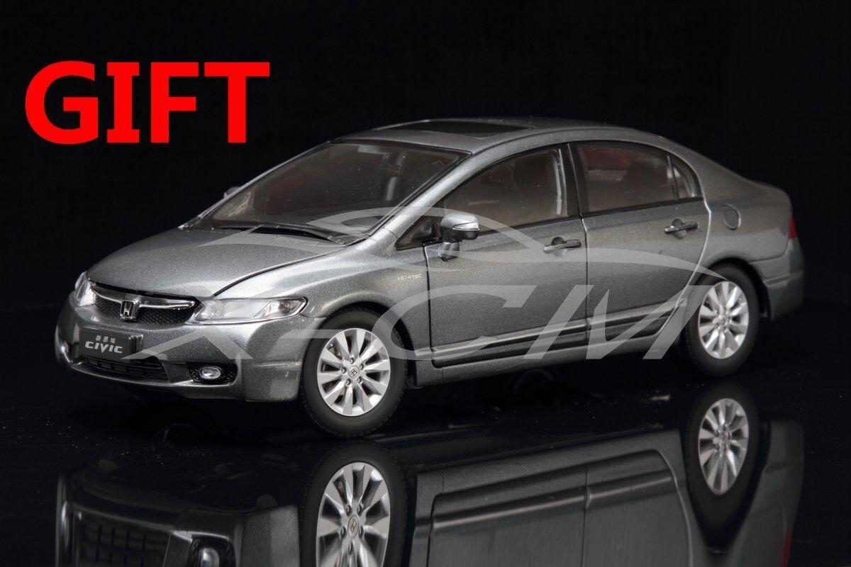 Car Model Honda Civic 8th Generation 1 18 (Metal) + SMALL GIFT
