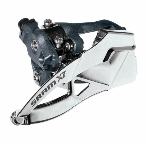 SRAM X7 Front Derailleur 2X10 Take-Off S3 Direct Mount 36//38t Dual Pull X.7