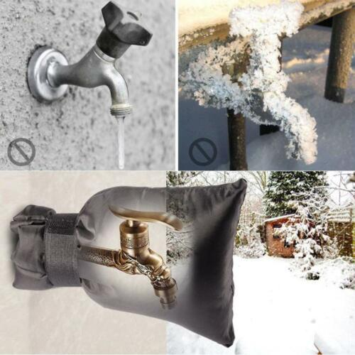 1 Pc Faucet Cover Faucet Freeze Protection For Faucet Outdoor Faucet Socks