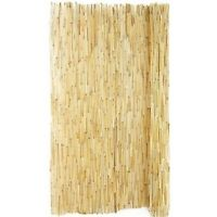 Privacy Fence Reed Bamboo Fencing Garden Screening Backyard Screens Roll Panels
