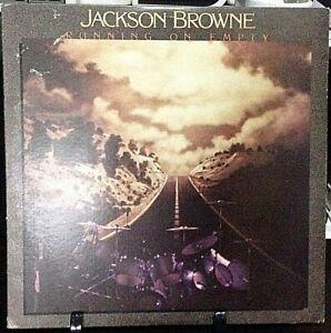 JACKSON-BROWNE-Running-On-Empty-Album-Released-1977-Vinyl-Record-Album-USA