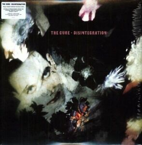 The Cure - Disintegration 2 LP Ims-polydor