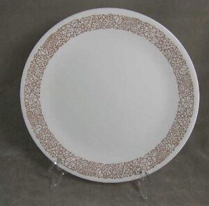 Vintage Corelle Corning Woodland Brown Dinner Plate EXC | eBay