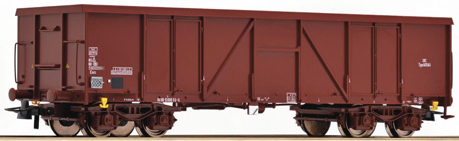 Roco H0 76720 /_ SNCB /_  offener Güterwagen Bauart Eaos /_ Ep IV /_/_ NEU