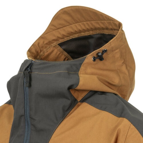 Helikon Tex Woodsman Outdoor Bushcraft Wilderness Anorak Jacke Black
