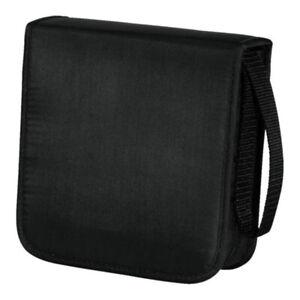 40-DVD-CD-DISC-Holder-Album-Storage-Case-Folder-Wallet-Carry-Bag-Organizer-Box
