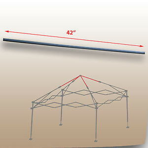 Details about Coleman 10' x 10' Straight Leg Instant Canopy/Gazebo on house beams, log home beams, cape cod beams,