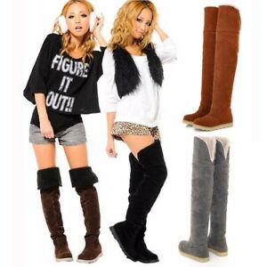 Sexy womens boots over the knee