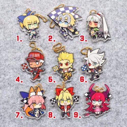 Hot Game Anime Persona 5 Joker Ren Strap Charm Rubber Keychain Pendant F78