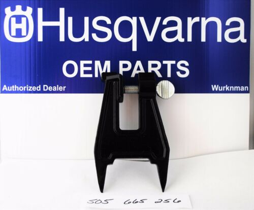653000041 596286001 NEW Genuine Husqvarna OEM  Filing Vise 505665256