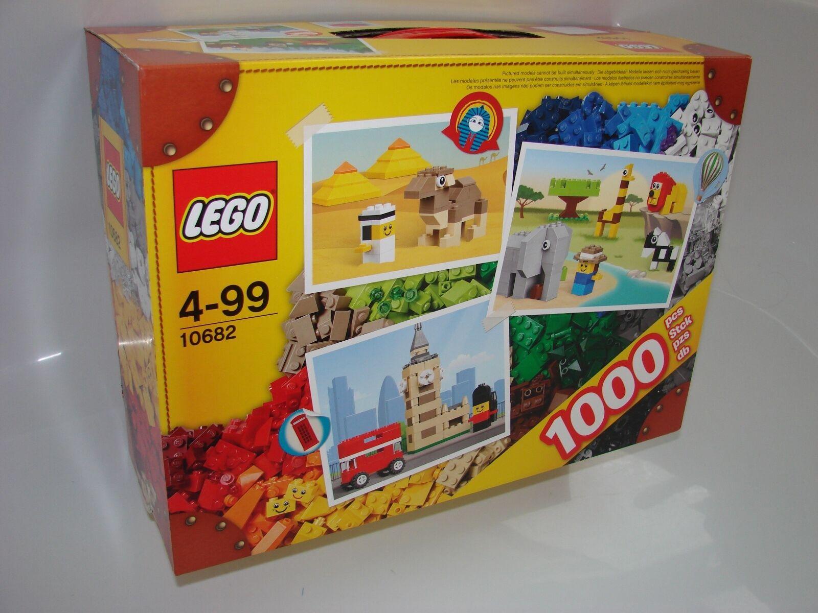 LEGO ® pietre & Co. 10682 LEGO ®  estrellaTER VALIGIA NUOVO OVP _ Creative RACCOGLITORE nuovo MISB  autorizzazione