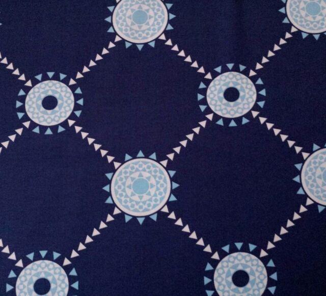 Jenean Morrison PWJM087 Beechwood Park Holiday Blue Fabric By Yd