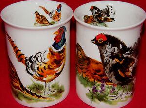 BN-Fine-Bone-China-Boxed-Pheasant-Grouse-Mug-Game-Bird-Mug-Pheasant-Gift