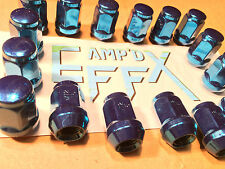 STEEL 16 pack set 14-17 POLARIS RZR 1000 /& TURBO XP-RED SPIKE LUG NUTS