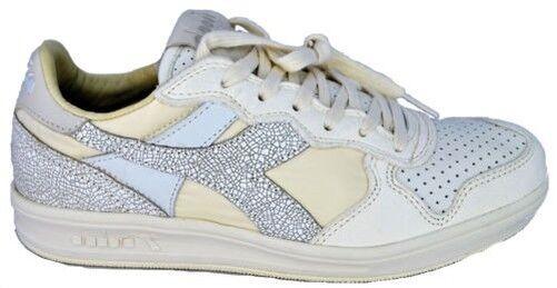 Schuhe Unisex Heritage Weiß Diadora Heritage Unisex Turnschuhe Unisex Weiß 6c3eaa