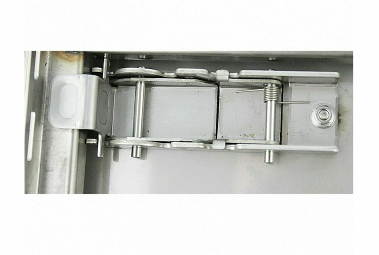 Durchmesser:400x600mm Revisionst/ür Revisionsklappe Wartungsklappe aus Edelstahl mit Einbaurahmen Gr/ö/ße