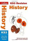 KS3 History All-in-One Revision and Practice (Collins KS3 Revision) by Collins KS3 (Paperback, 2014)