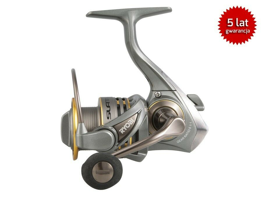 Ryobi Slam / spinning spinning / reels / front drag / carretes a9db4a