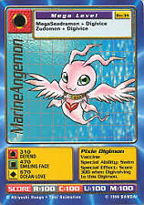 1x boltmon or Bo-41 TEXTE FORMULE Howard Phillips DIGIMON TRADING CARD GAME