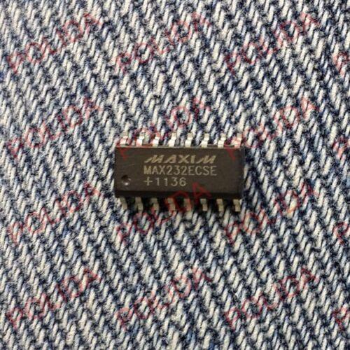 5PCS IC MAXIM SOP-16N Max 232 ECSE Max 232 ECSE Max 232 eese Max 232 eese MAX232E