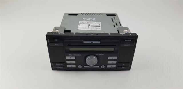 T1098 FORD CD RADIO 6S61-18C815-AG