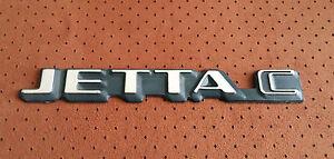 VW-Jetta-C-MK2-Volkswagen-REAR-BOOT-BADGE-EMBLEM-LOGO-19-6-cm-NEW