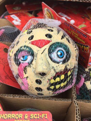 Kidrobot madballs mousse Jason Voorhees horrorballs Series