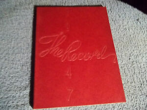 1947-VINELAND-HIGH-SCHOOL-YEARBOOK-VINELAND-NJ-034-RECORD-034