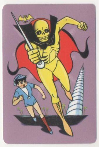 Swap Playing Cards 1 Japanese Astro Boy TV Series Ogon Phantom 1960/'s A7