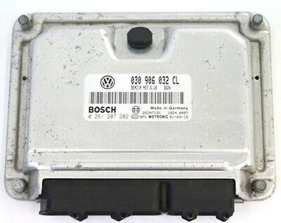 VW Polo 1.4 AKK Engine Control Unit ECU 030906032BD 030 906 032 BD