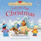 Farmyard Tales Lift the Flap Christmas by Heather Amery (Hardback, 2014)