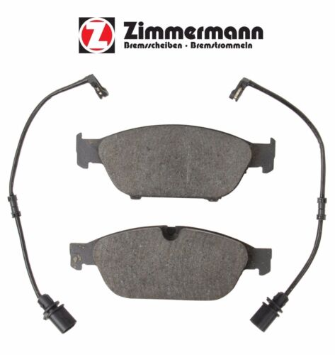 For Audi A6 A8 Quattro 356mm OD Front Disc Brake Pad Set Zimmermann 25158 200 2