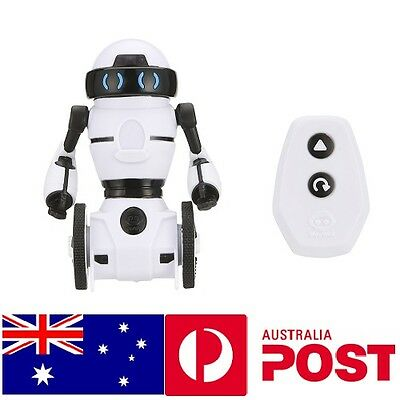 Remote Control MiP Robot LED Glowing Chest Chrietmas Birthday Gift RC Toy