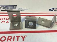 (4642s1) P1068 2-hole Stainless Steel 90° Corner Angle Unistrut Channel 10/box