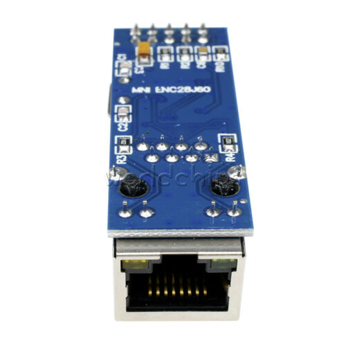 Ethernet LAN Network Module For 51 AVR STM32 LPC Mini ENC28J60