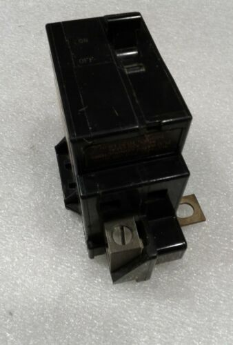 "QOM100 Square D  Circuit Breaker 2 Pole 100 Amp 240V /""2 YEAR WARRANTY/"""
