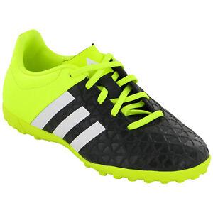 ADIDAS-ACE-15-4-TF-J-Football-Baskets-Astro-Kids-Soccer-Shoes-B27022