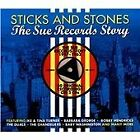 Various Artists - Sticks & Stones (The Sue Records Story, 2013)