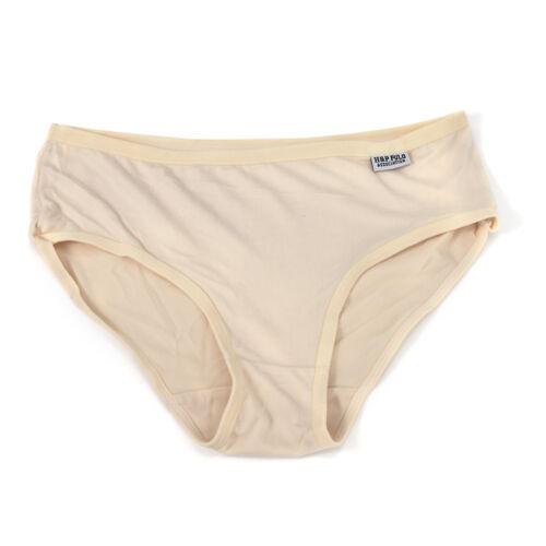 Women Cotton Underwear Breathable Stretchy Briefs Knicker Comfortable Underpants