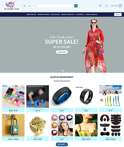 AUTOMATED-Dropshipping-Website-Business-For-Sale-Professional-Niche-Store