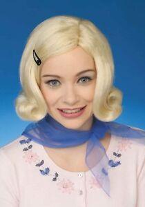 Wig 50s Wig Blond 50s 50s Womens Bopper Blond Womens Womens Bopper wqqUPET