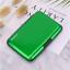 miniatuur 43 - RFID-Aluminium-Brieftasche-Kreditkartenhalter-Kartenetui-Metall-ID-Etui-Amadeus