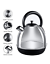 NEW-AICOK-1-7-Liter-Brushed-Stainless-Steel-RETRO-Electric-TEA-Kettle-1500W thumbnail 2