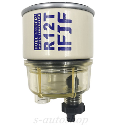 Replacement Element 10 Micron R12T New Racor Fuel Filter High Strength
