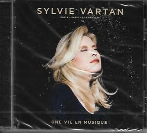 CD-16-TITRES-SYLVIE-VARTAN-UNE-VIE-EN-MUSIQUE-SOFIA-PARIS-LOS-ANGELES-NEUF